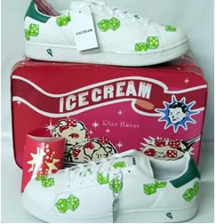 Ice Cream Sneakers & Trainers - are they starting to melt?