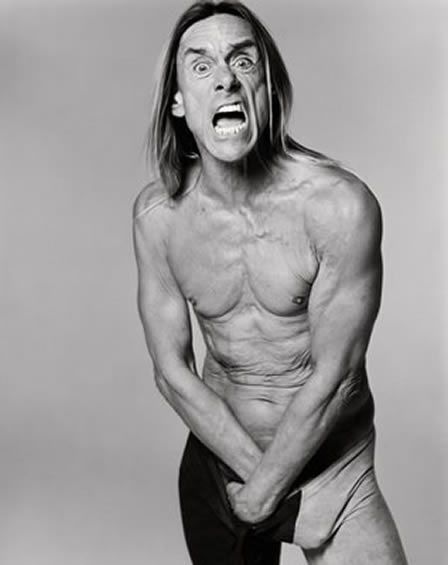 Iggy Pop Likes Board Shorts and Italian Designers