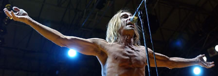 John Varvatos Clothing + Iggy Pop = Stardust
