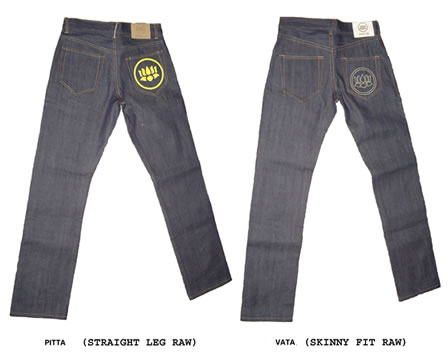 Japanese Selvedge denim by Invisible Inc
