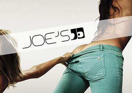 Joe's Jeans = Sexy, Scintillating & Procative Denim!