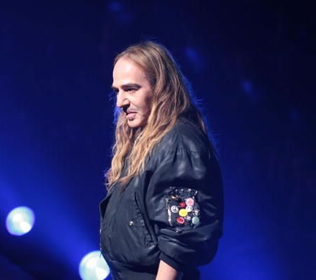 John Galliano Suspended from Dior