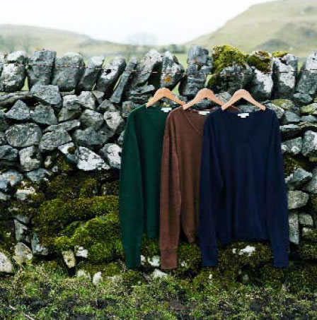 John Smedley Knitwear - A National Treasure?