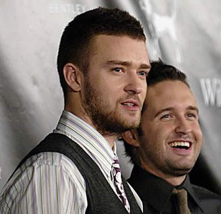 Justin Timberlake on William Rast