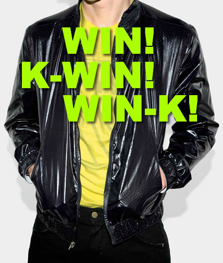 KSwiss Jacket Competition on Kitmeout