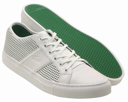 <br /> Lacoste Trainers S/S 2010