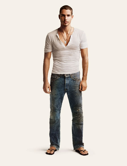 Levi's Eco, Environmentally friendly jeans