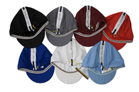bicycle cap by peSeta for Marc Jacobs