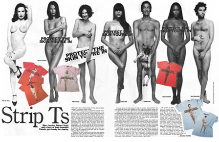 Marc Jacobs Apparel + Marc Jacobs Nude = Save the Skin!