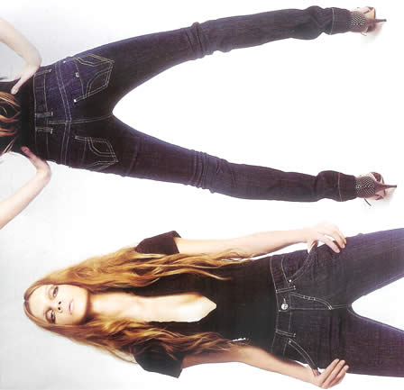 Miss Sixty jeans + high binky Jeans