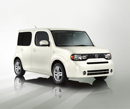 <br /> Colette Pop-up for Nissan Cube!