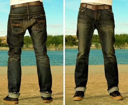 Nudie Jeans + Nudie Even Steven Jeans