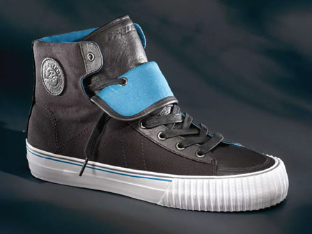 PF Flyers Double Tongue Sneaker - Autumn 2010