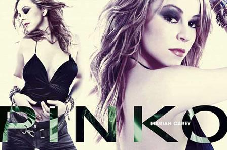Mariah Carey + Pinko Jeans