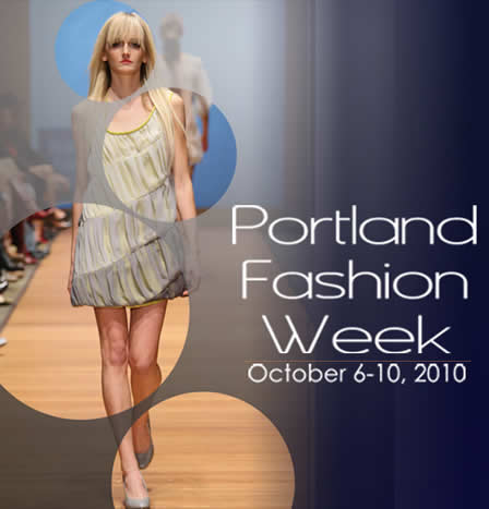Portland Fashion Week Open Call for Models on Aug 29th