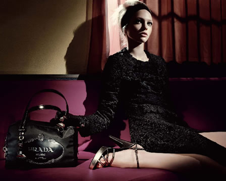 Prada Clothing + Prada Cell Phone
