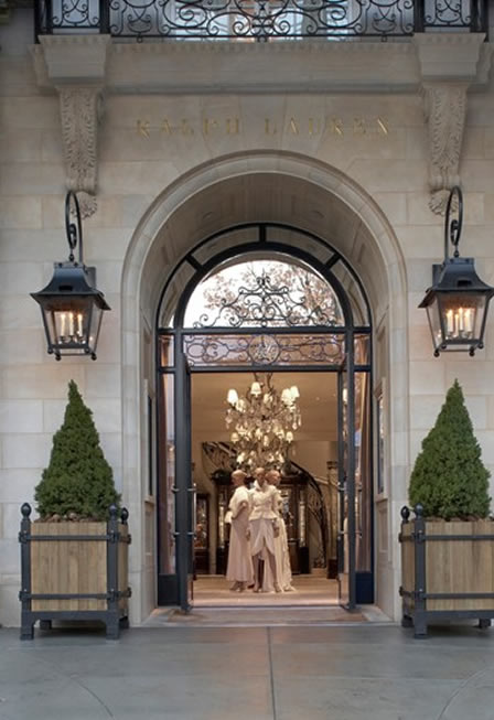 <br /> Ralph Lauren Ladieswear, Polo Ralph Lauren, Greenwich Avenue