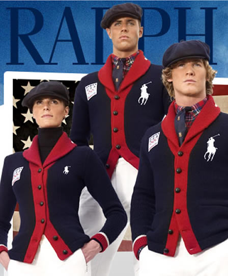 Polo Ralph Lauren Olympic Uniforms