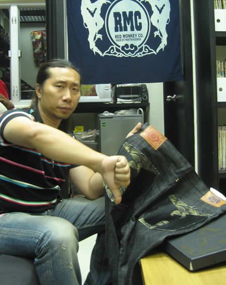RMC Martin Ksohoh Jeans