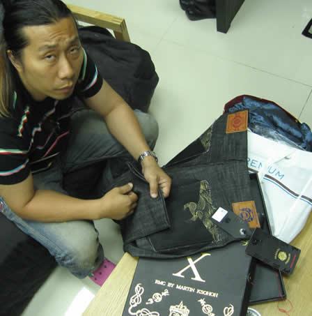 Wu Tang Jeans