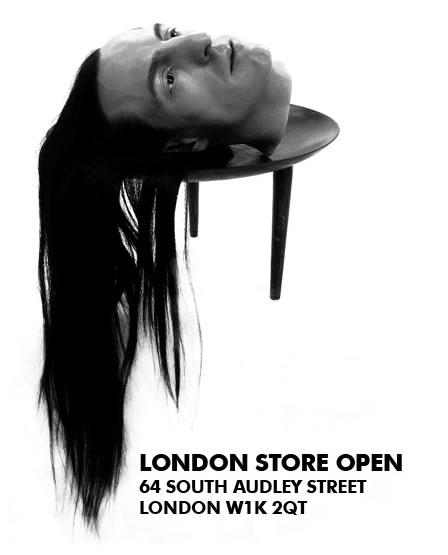 Rick Owens Clothing in London