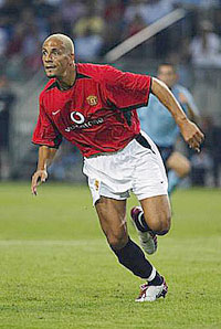 Rio Ferdinand Ultimate Model? Rio Ferdinand Unleashed!