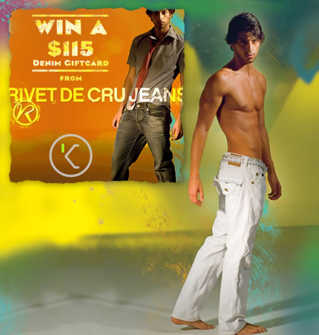 Rivet De Cru Jeans Giftcard Competition