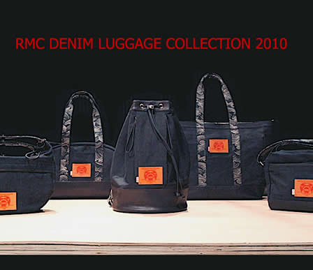 <br /> RMC Martin Ksohoh 2010 luggage Collection