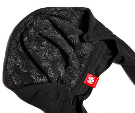 RMC Hooded Scarf