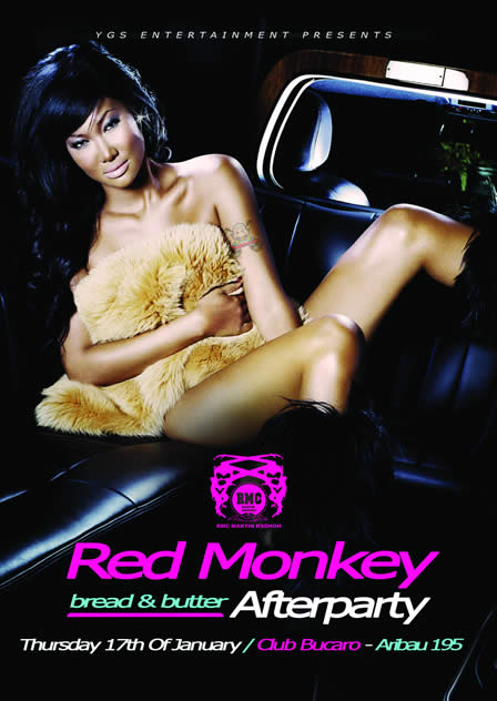RMC Red Monkey, Bread and Butter Afterparty