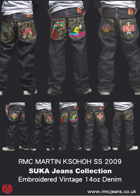 'RMC 2009 SUKA Jeans collection