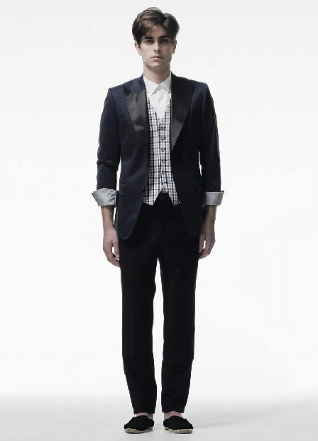 Spring Summer 2011 look book for ROYAL HEM