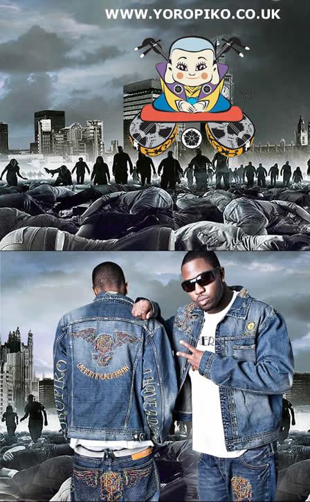 SAS + Yoropiko Jeans