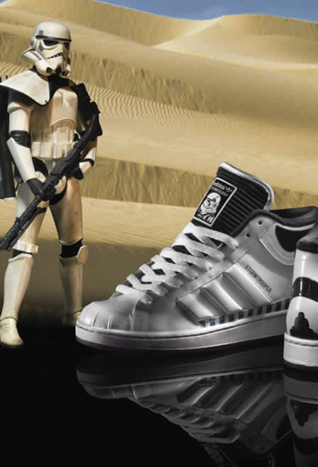 Starwars trainers