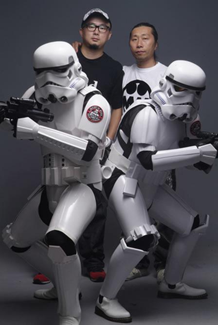 Yoropiko Jeans + Star Wars