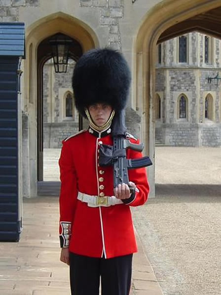 Stella McCartney x Queen's Guards' Hats