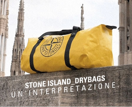 Stone Island_Drybags – An Interpretation.
