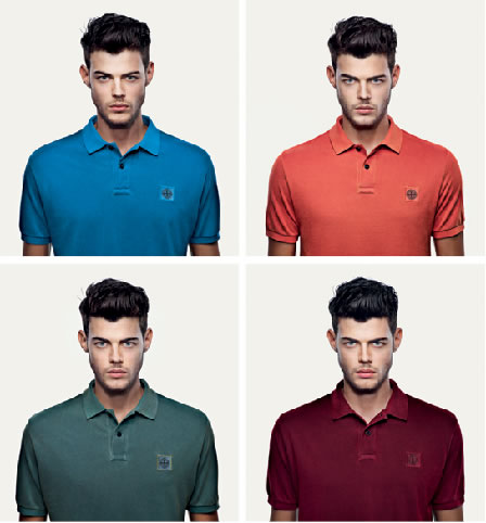 Stone Island Polo Shirt - STONE ISLAND PATCH PROGRAM/></p> <p>STONE ISLAND PATCH PROGRAM</p> <p>Here's the polo shirts, here's the square label </p> <p>At last, it's Spring time. It's also polo shirts time at Stone Island. With this garment, born at the end of the 19th Century as a uniform for tennis players and later used in other sports – golf and polo above all – we start our Patch Program, i.e. a series of garments hosting a new interpretations of our Compass Rose, presented on a squared label. Black, or 'ready to dye', taking the colour and the shades of special treatments used for garment dyed pieces. Comfort, convenience, recognition, and -why not? – sense of belonging. </p> 