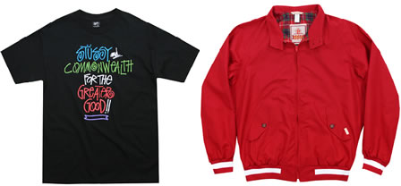 Stussy T-Shirt + Stussy Jacket = Limited Edition!