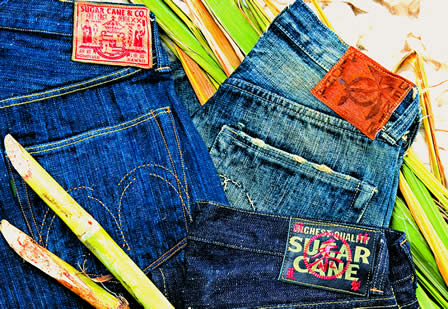 Sugar Cane Jeans, The Eco Answer?