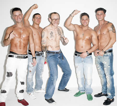 Terry Richardson Shot the Jersey Shore