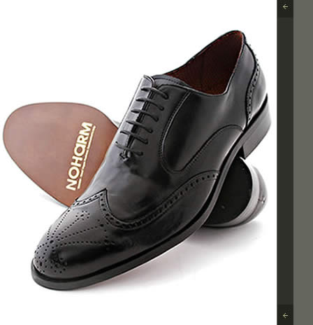 NOHARM Vegan Men's Shoes
