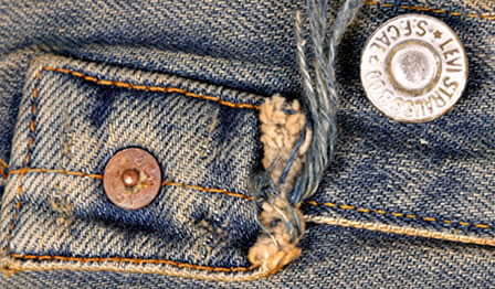 Vintage Levi Jeans + Levi 501 Denim Collection