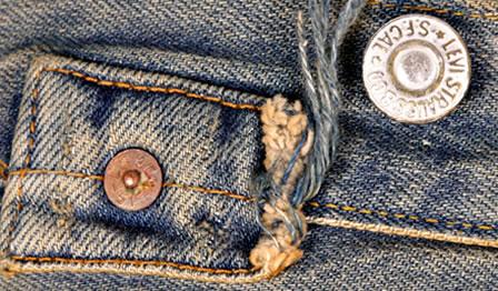 Vintage Levi Jeans + Levi 501 Denim Collection