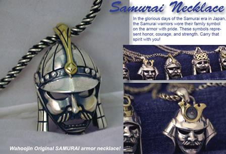 Wahoojin Jewelry + Samurai Jeans