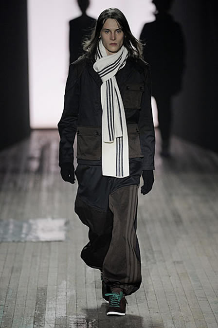Y-3 Autumn/Winter 2010 at New York Fashion Week