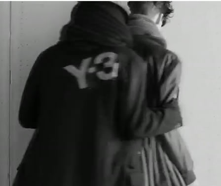 adidas Y-3 Autumn / Winter 2011-2012