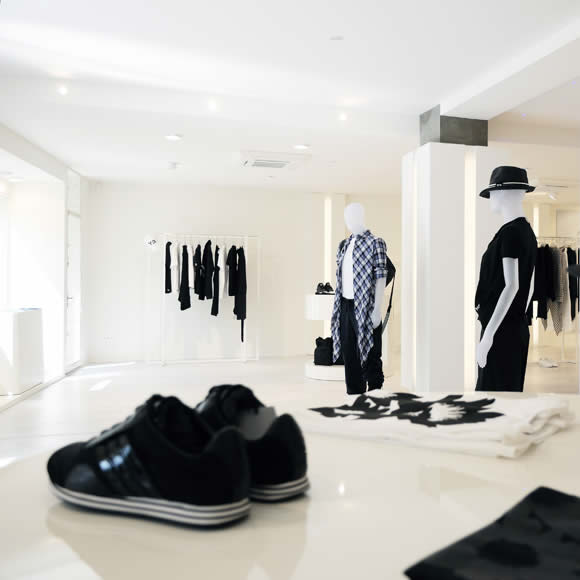 Y-3 Boutique Cannes