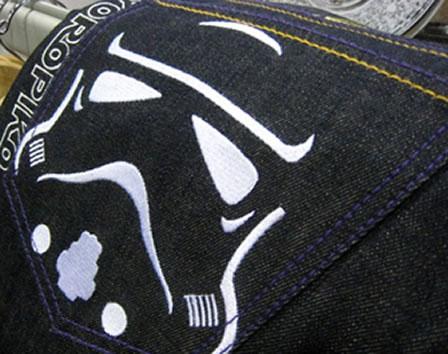 Yoropiko x Starwars Novelty Jeans