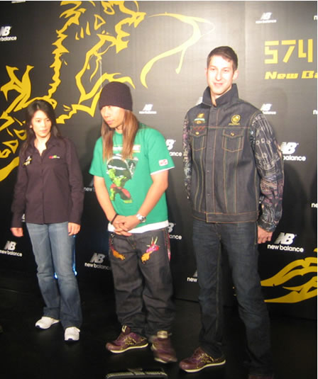 Yoropiko + Martin Yatming + RMC Jeans